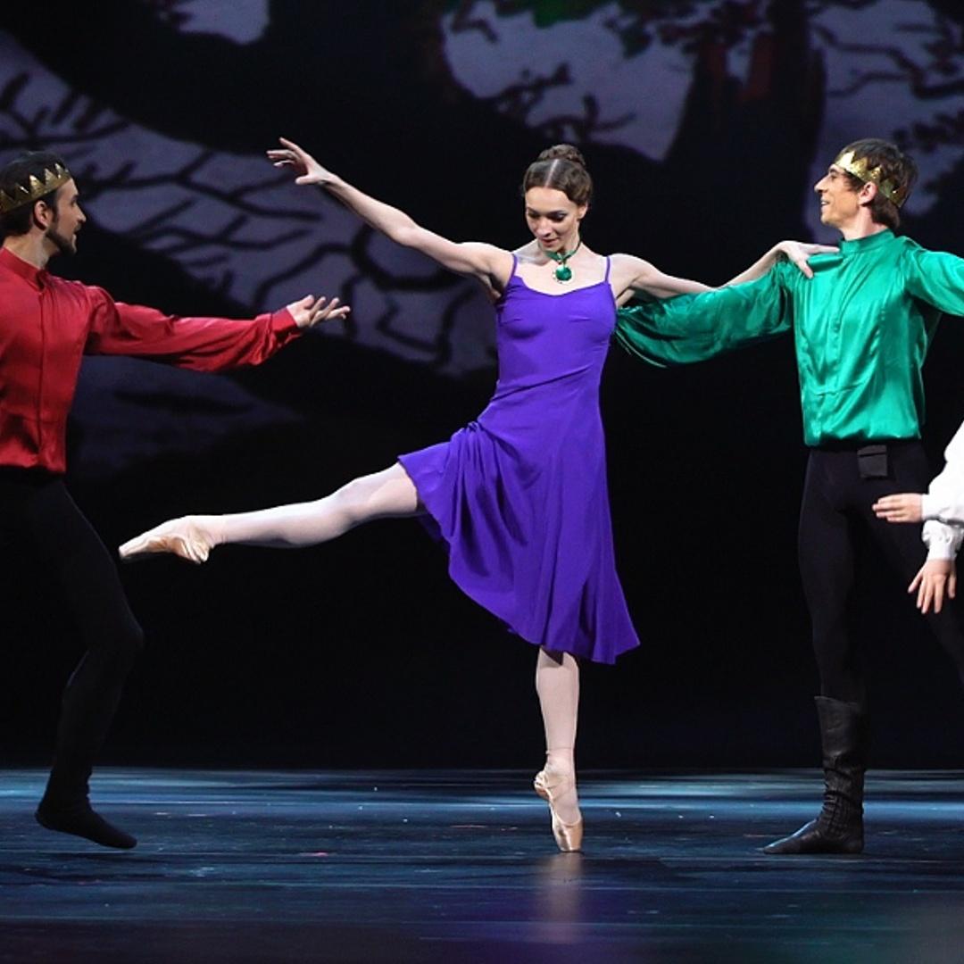 В Большом театре премьера балета «Зимняя сказка»