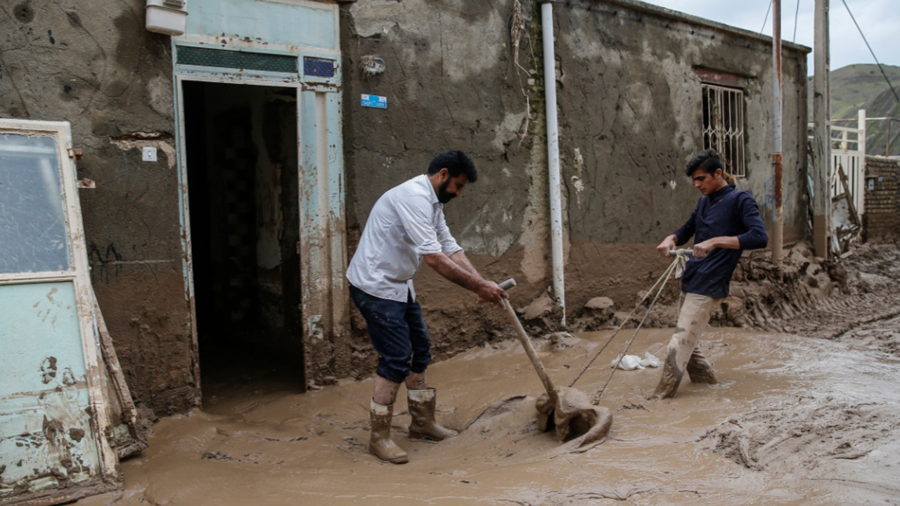 Жертвами наводнений в Иране стали 70 человек