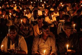 В Руанде почтили память жертв геноцида 1994 года