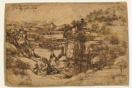 Учёные: Леонардо да Винчи владел и левой и правой руками