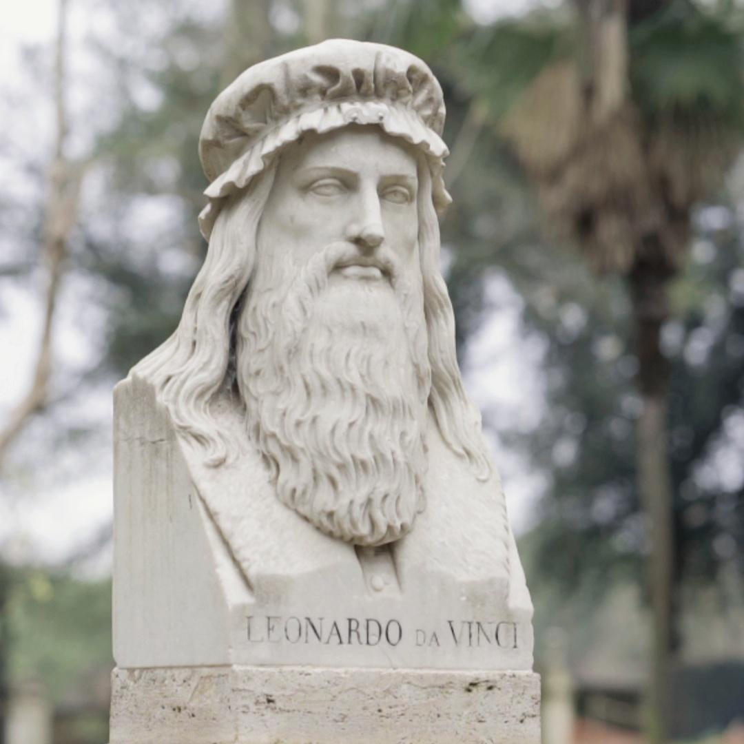 Учёные доказали, что Леонардо да Винчи одинаково хорошо владел обеими руками