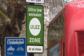 Водители старых машин теперь должны платить за въезд в центр Лондона