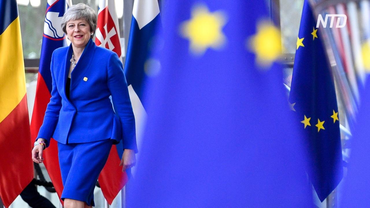 Великобритании дали отсрочку «брексита» до конца октября