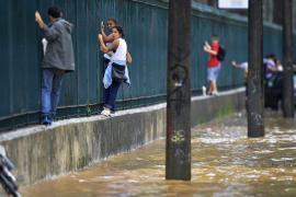 Три месячных нормы дождя за 4 часа: последствия страшного ливня в Рио-де-Жанейро