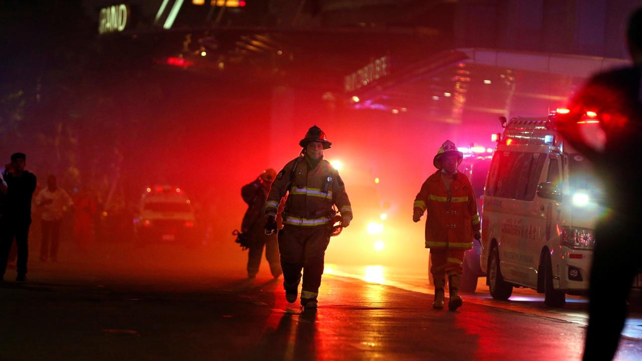 В крупном ТЦ Бангкока случился пожар, есть жертвы