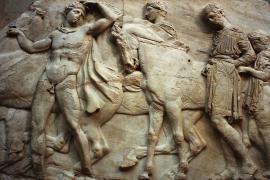 Греция: освободите наш мрамор из «мрачной тюрьмы» Британского музея
