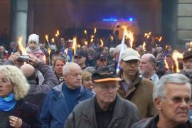 В Венгрии прошёл «Марш живых» в память о жертвах Холокоста