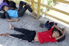Центральноамериканские мигранты жалуются на недостаток мексиканских виз