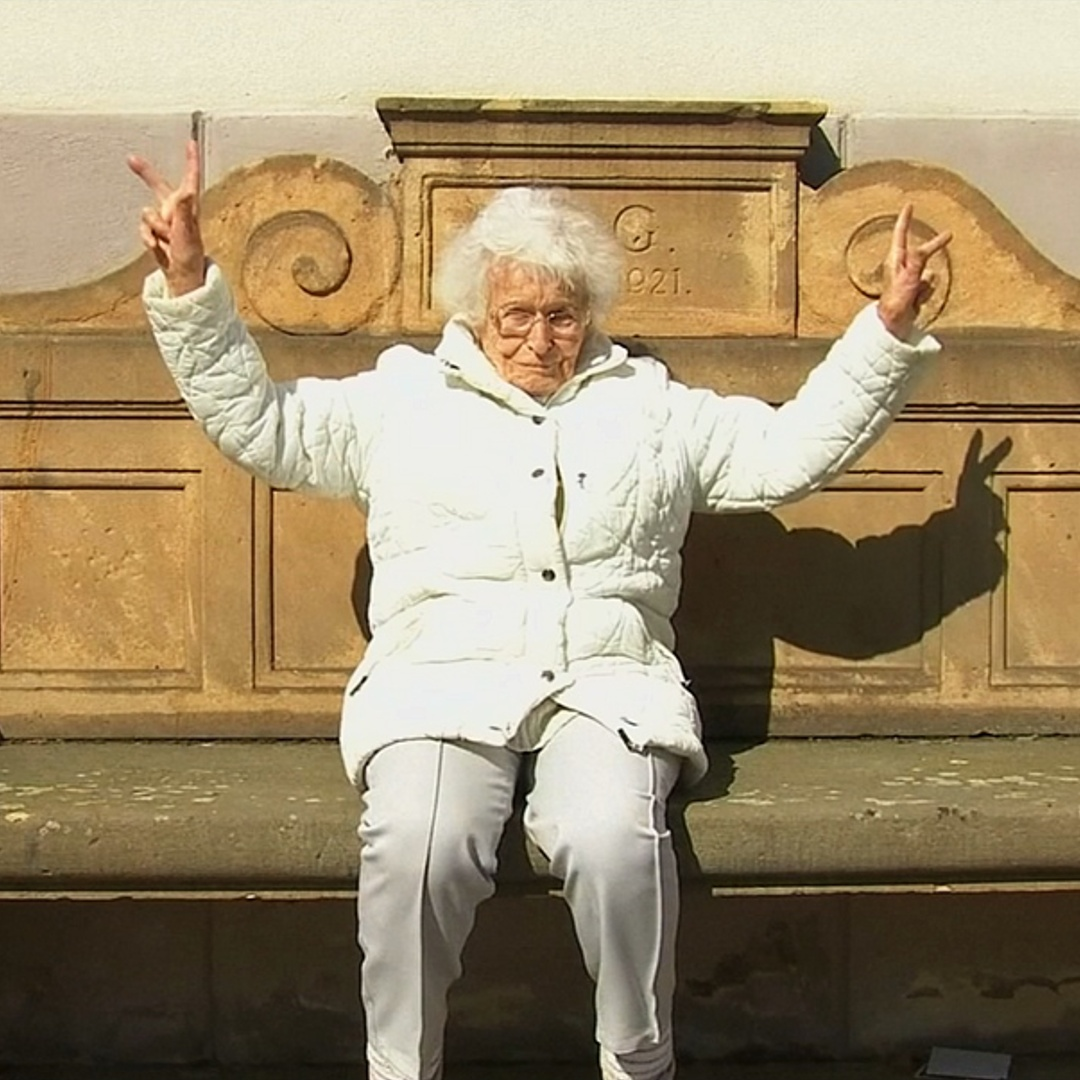 100-летняя немка подалась в политику