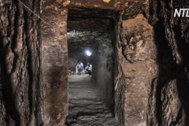 В Луксоре обнаружили одну из крупнейших в Египте гробниц