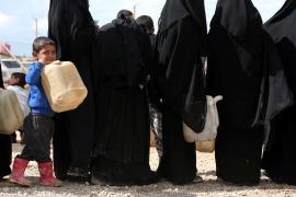ООН призывает забрать 2500 детей боевиков из сирийского лагеря