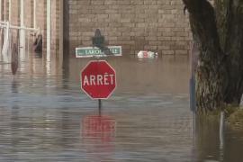Наводнение в провинции Квебек: затоплено более 1000 домов