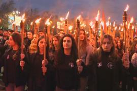 В Ереване почтили память жертв геноцида армян в Османской империи