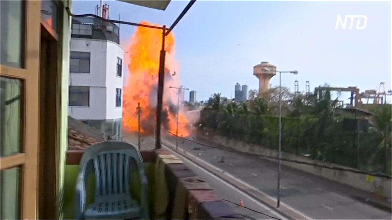 ИГИЛ взяло ответственность за взрывы в Шри-Ланке