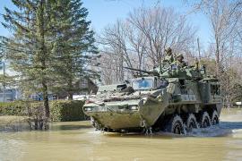 В Оттаве ввели режим ЧС из-за наводнений