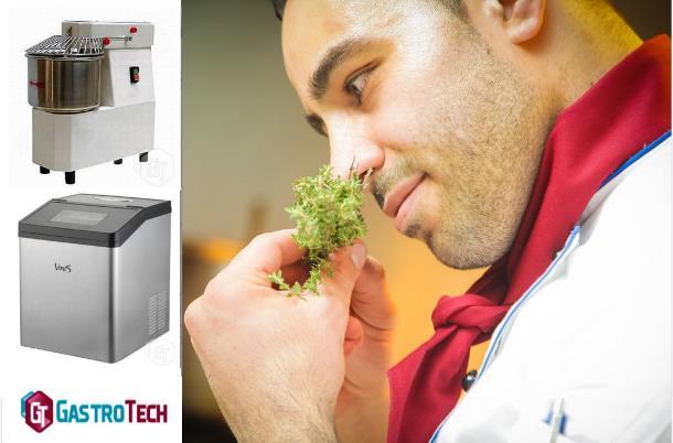 Профессиональные льдогенераторы и тестомес от компании Гастротех – сочетание отменного качества и доступной цены