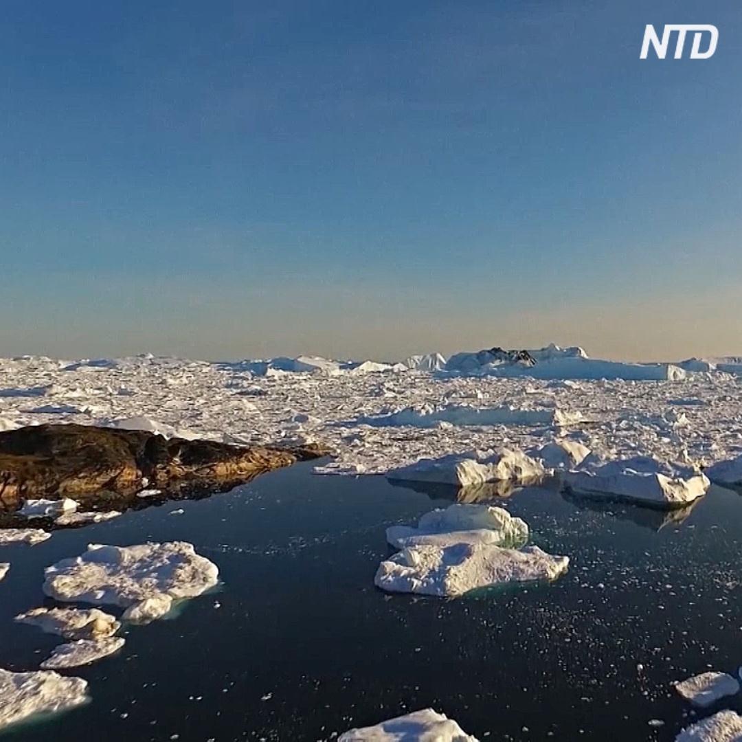 Почему гигантский ледник Гренландии снова начал расти?