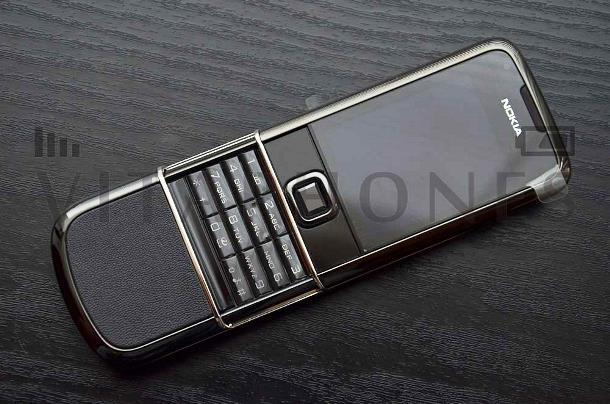 Nokia 8800 Arte Sapphire Black