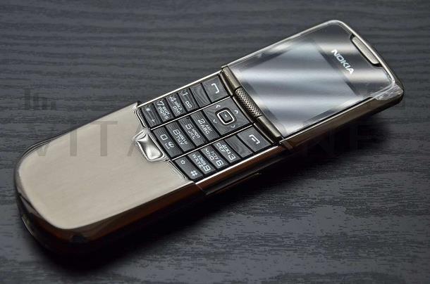 Nokia 8800 Classic Gun Metal