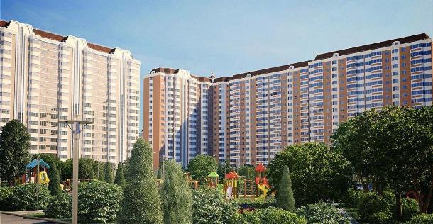 ЖК Некрасовка в Москве — столичные квартиры по доступной цене