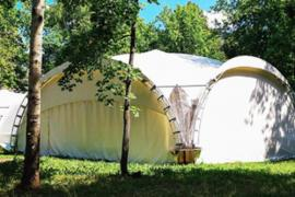Арочные шатры от «MOBILE TENT»