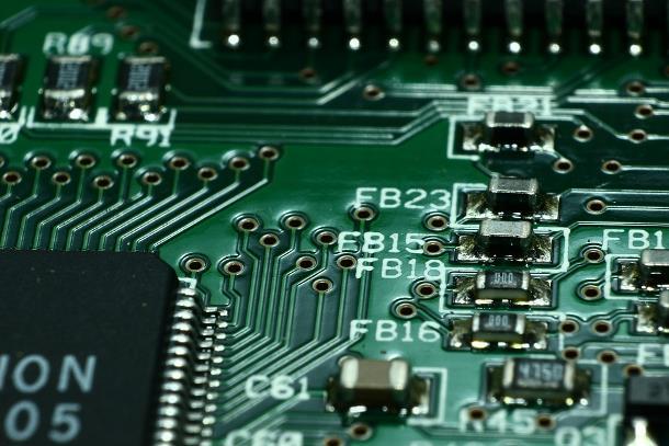 Сердцевина электронного устройства
