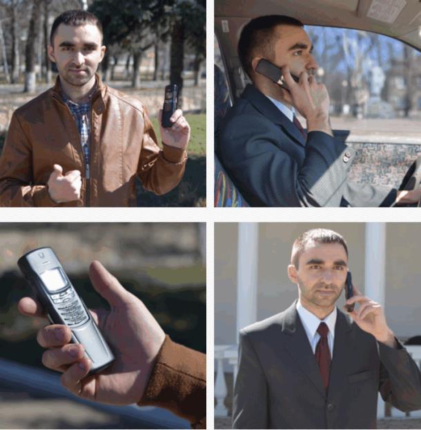 Виталий Нетреба - коллекционер и продавец легендарных телефонов прошлых лет