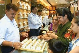 В Индии отмечают праздник «Акшая Тритья», скупая золото