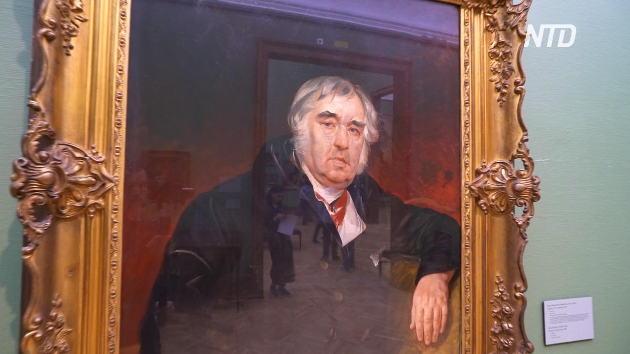 «Баснописец Иван Крылов» – выставка в Третьяковской галерее