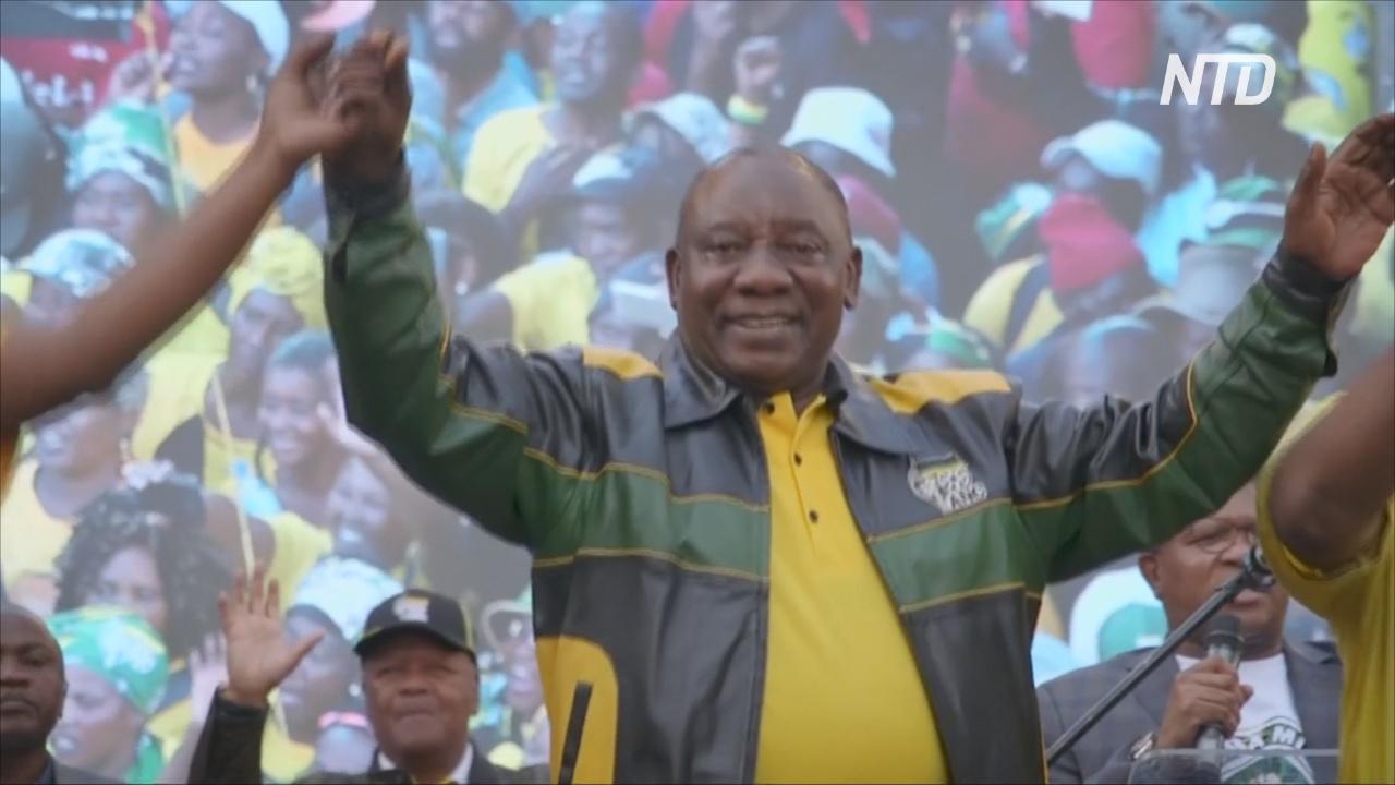 В ЮАР на парламентских выборах победила правящая партия