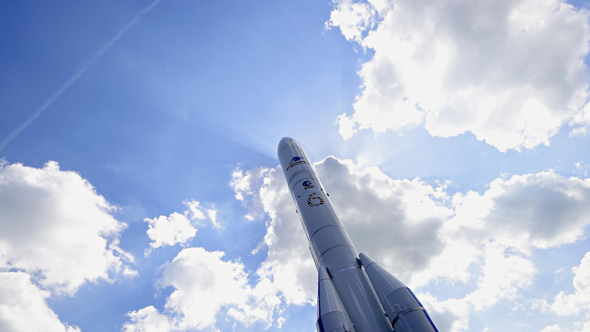 Германия надеется получить кусок дорогого пирога космического рынка
