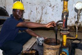 МВФ рассказал, как африканским странам реагировать на падение цен на сырьё