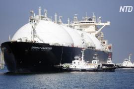 ЕС увеличит импорт природного газа из США