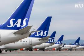 Авиакомпания SAS договорилась с профсоюзами