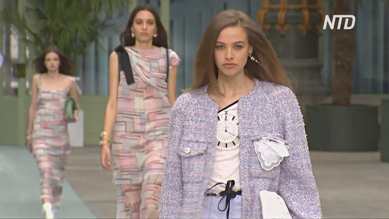 Как изменился стиль Chanel после смерти Лагерфельда