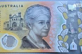 На австралийской банкноте нашли опечатку