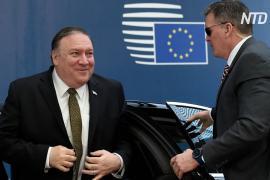 ЕС призвал США к сдержанности в отношении Ирана