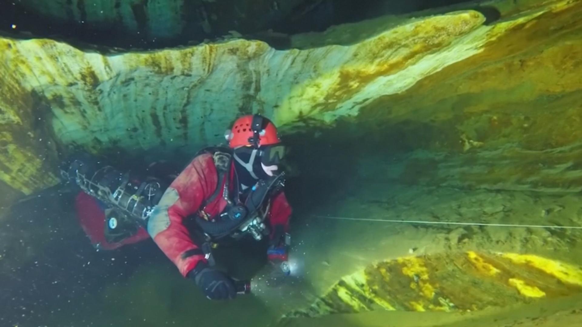 Чешские спелеологи придумали, как изучать пещеры по компьютеру