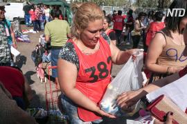 Рост инфляции в Аргентине немного замедлился