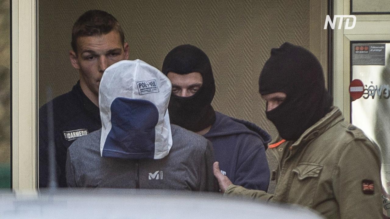 Экс-лидера баскских сепаратистов арестовали через 17 лет розыска