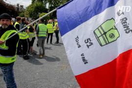 Полгода протестов: «жёлтые жилеты» Франции вышли в 27-й раз