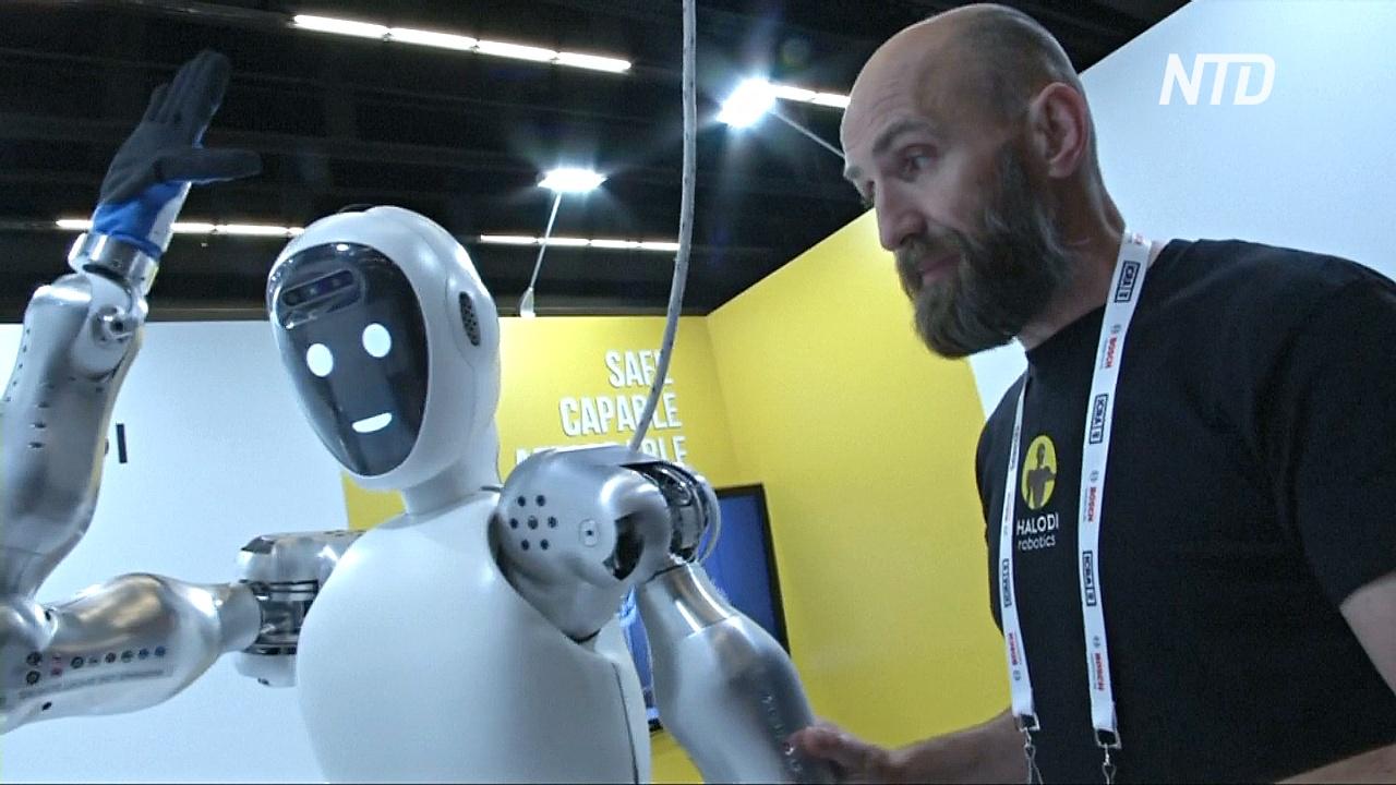 Деликатные роботы-грузчики и бесшумные гуманоиды на выставке ICRA-2019