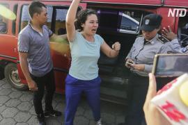 В Никарагуа под давлением оппозиции освободят ещё 100 политзаключённых