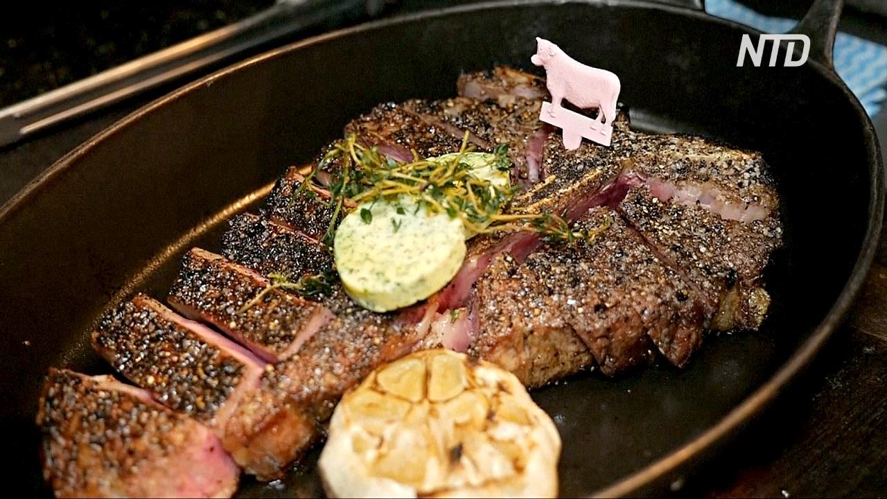 Американская говядина станет для японцев дешевле