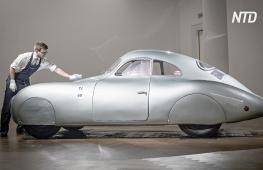 Первый автомобиль Porsche выставляют на торги