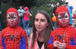 «Двойное счастье»: в Ялте прошёл парад близнецов