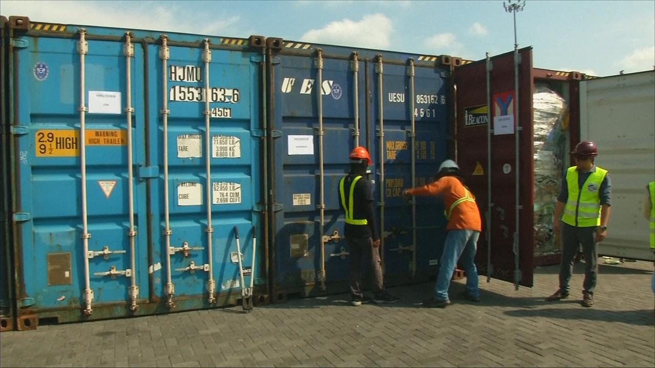 Малайзия вернёт пластиковые отходы, нелегально ввезённые из США и Европы