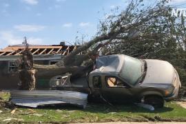 Средний Запад США страдает от торнадо