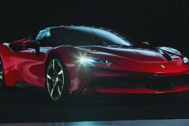 Ferrari представила новый серийный гибрид SF90 Stradale