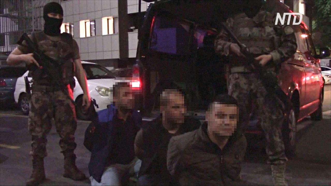 В Турции задержали лидеров крупнейшей в Европе сети нелегальных перевозчиков